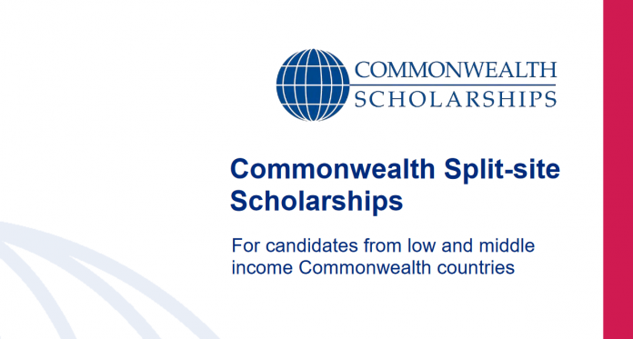 Commonwealth Split-site (PhD) Scholarships 2019 (for low ...