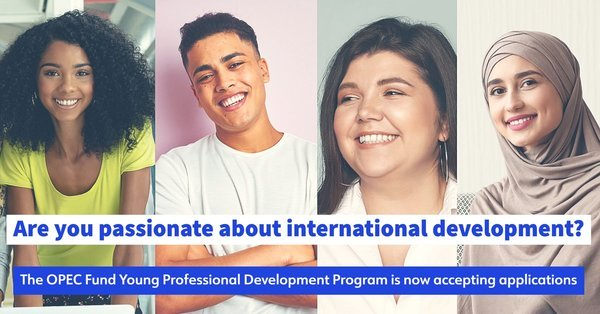 Young Professional Development Program at OPEC Fund for International Development