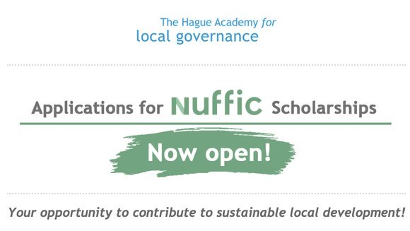 Nuffic Scholarships 2021 for Short Training Courses at the ...