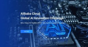 alibaba cloud global ai innovation challenge 2020 116000 in total prizes for winners 310x165 - Alibaba Cloud Global AI Innovation Challenge 2020 ( $116,000 in Total Prizes for Winners)