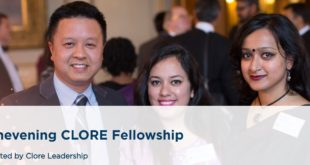 chevening clore fellowship 2021 2022 for young leaders fully funded to the uk 310x165 - Chevening CLORE Fellowship 2021/2022 for Young Leaders (Fully-funded to the UK)