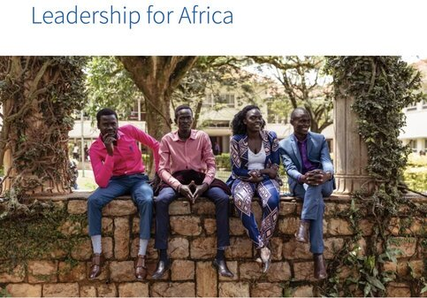 DAAD Leadership for Africa Scholarship Programme 2021/2022 ...