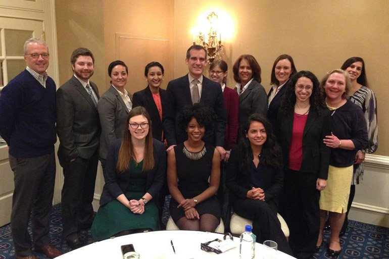 David Bohnett Public Service Fellowship 2021 for Outstanding Masters Students in the U.S.