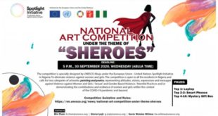 unesco abuja national art competition 2020 for nigerians 310x165 - UNESCO Abuja National Art Competition 2020 for Nigerians