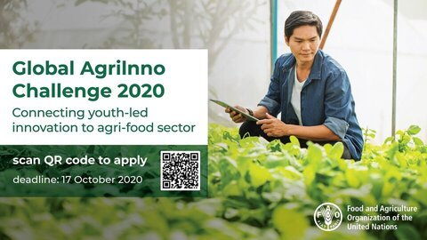 UN FAO/Zhejiang University Global AgriInno Challenge 2020 (Funded trip to China)