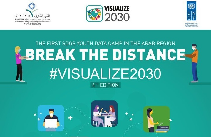 """UNDP/Arab Development Portal """"Visualize 2030"""" Data Camp 2020 for Young People in the Arab region"""