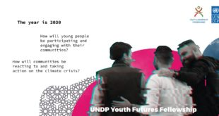 united nations development programme undp youth futures fellowship 2020 for mena region 310x165 - United Nations Development Programme (UNDP) Youth Futures Fellowship 2020 for MENA Region