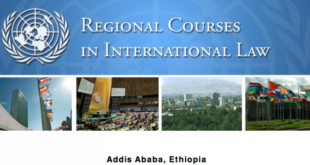 united nations regional courses in international law for africa 2021 addis ababa ethiopia fully funded 310x165 - United Nations Regional Courses in International Law for Africa 2021 – Addis Ababa, Ethiopia (Fully-funded)