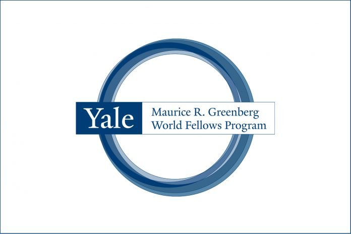 Yale Greenberg World Fellows Program 2021 for mid-career emerging Global Leaders (Fully Funded to Yale University, USA)